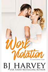 Work Violation: A House Flipping Rom Com (Cook Brothers Book 2) Kindle Edition