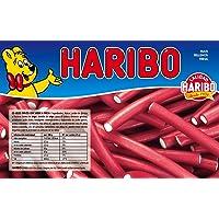 Haribo Maxi Relleno Rojos Geles Dulces - 1650 gr