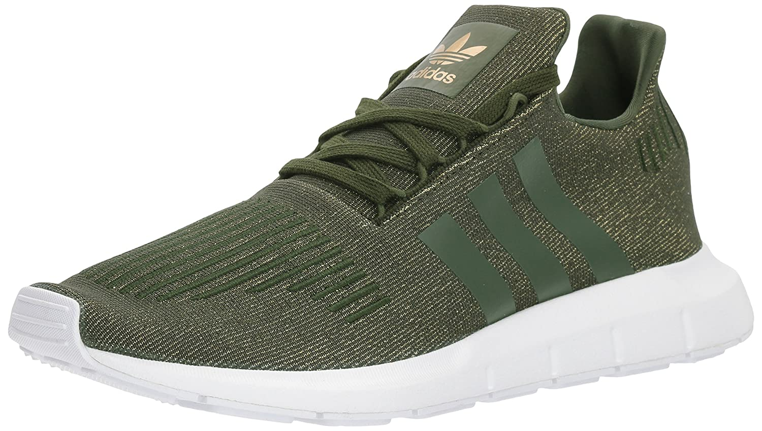 adidas Women's Swift Run US|Night W B0719JZRCQ 8 B(M) US|Night Run Cargo/Night Cargo/White 939832