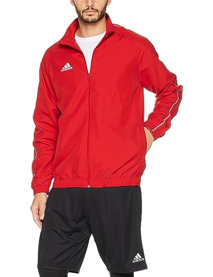 Amazon.com: Adidas Core 18 - Chaqueta deportiva para hombre ...