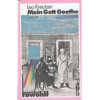 Mein Gott Goethe.