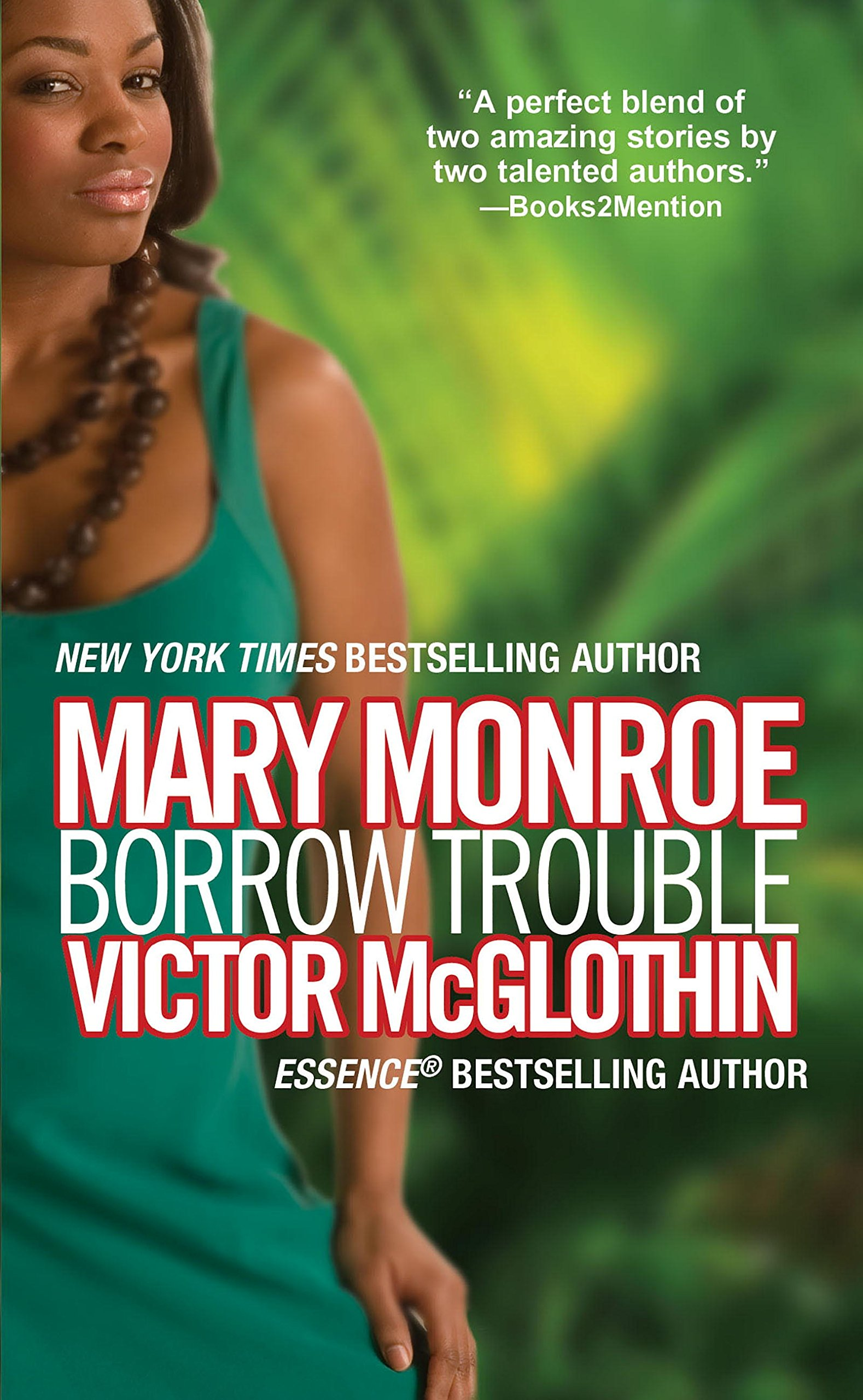 Borrow Trouble (8a Best Seller Fiction (Parade))