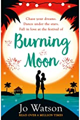 Burning Moon (Destination Love Book 1) Kindle Edition