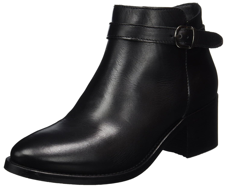 Buffalo London ES 30925 Sauvage, Botas para Mujer Negro (Preto 01)