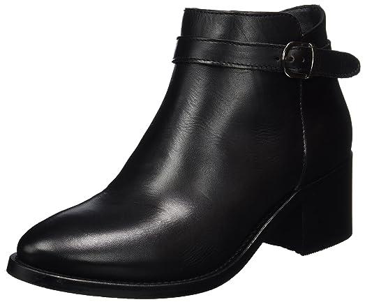 Es 30925 Sauvage, Botas para Mujer, Negro (Preto 01), 41 EU Buffalo