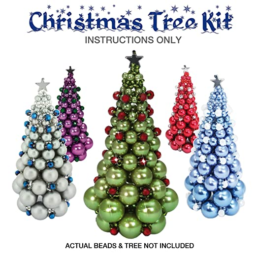 Jewellery making kit do it yourself christmas tree jewellery making kit do it yourself christmas tree instructions only solutioingenieria Image collections
