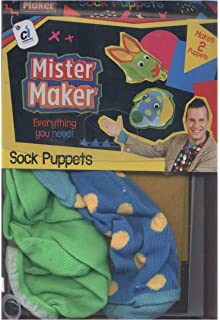 Mister Maker Sealife Puppets