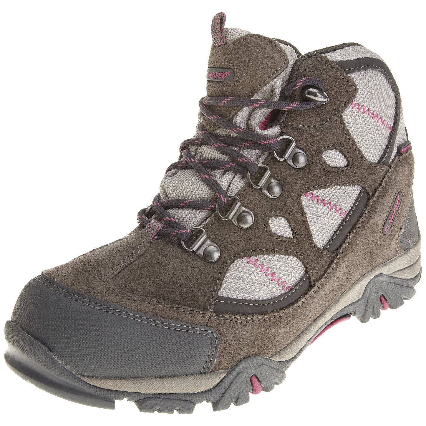 Hi Tec Girls' Renegade Waterproof Walking Boots