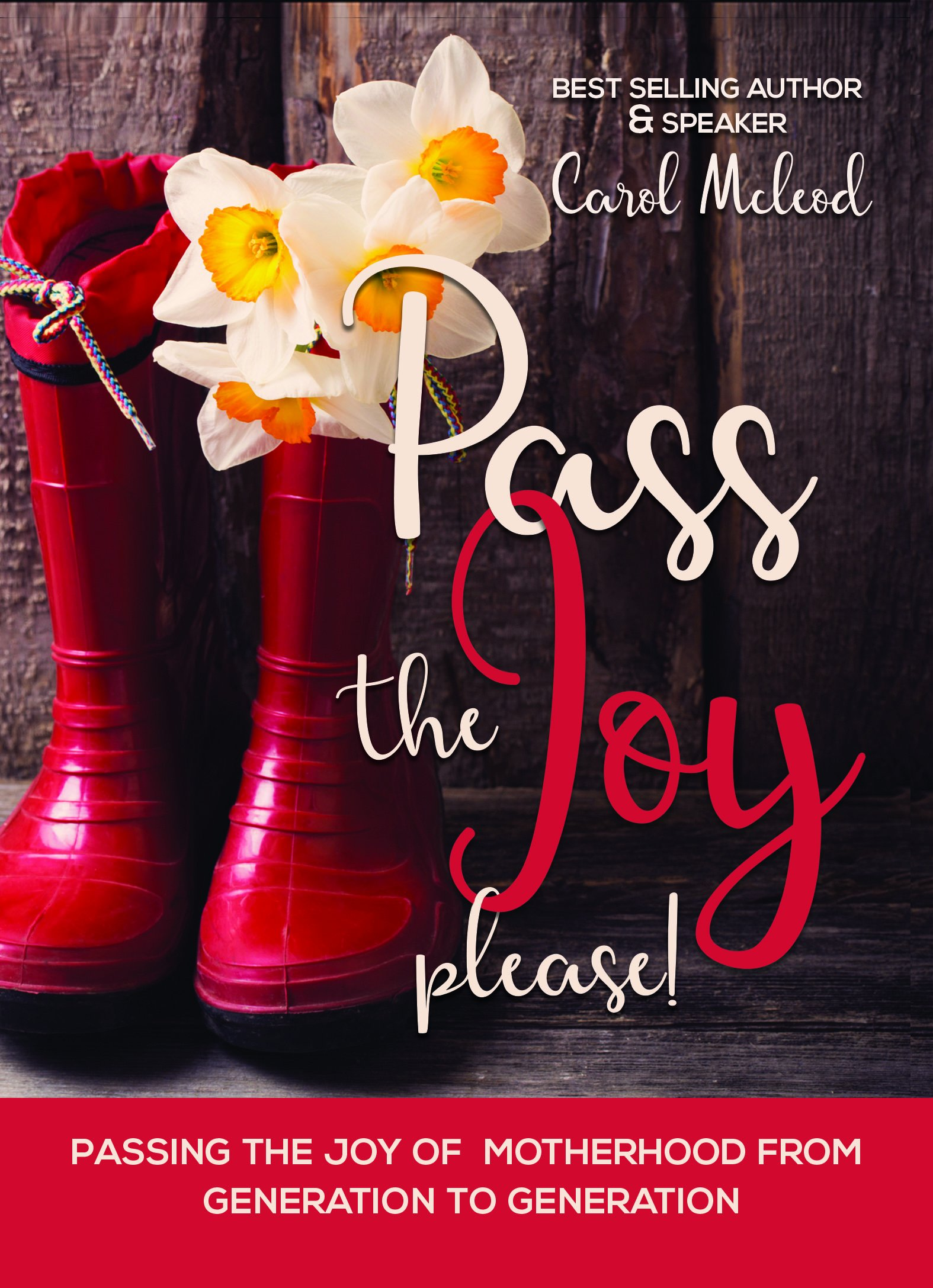 Pass The Joy, Please!: Passing the Joy of Motherhood from Generation to Generation ebook