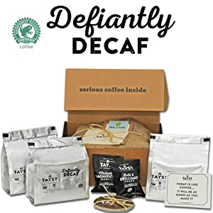 Tayst Decaf Coffee Pods