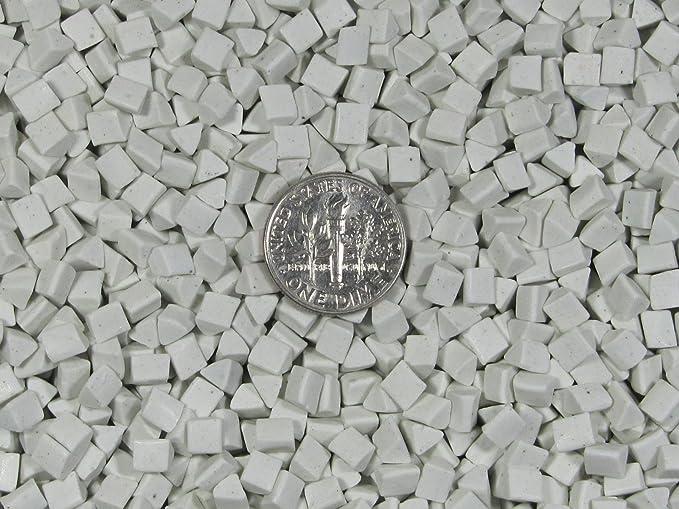 3 mm /& 6 mm Polishing Sphere /& 4 mm X 4 mm Triangles Non-Abrasive Ceramic Tumbling Tumbler Tumble Media 6 Lb
