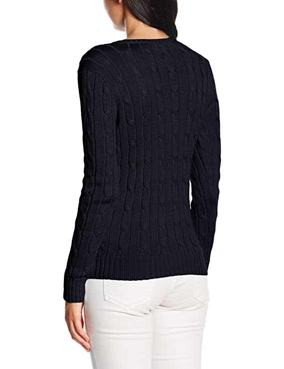 Polo Ralph Lauren Kimberly PP LS Swt, Jersey para Mujer: Amazon.es ...