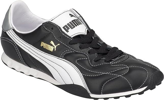 scarpe calcio uomo puma pelle