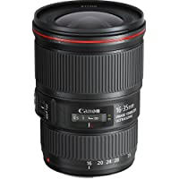 Canon EF 16-35 mm f/4L IS USM Lens - Black