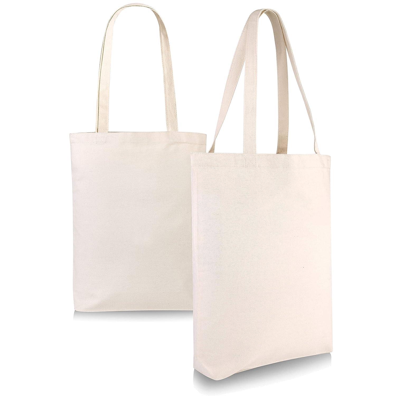 【数量は多】 Washable 100 % Heavy Dutyキャンバス再利用可能なショッピングトートバッグ Size One、ナチュラルキャンバスバッグ再使用可能Grocery Bags布ショッピングバッグキャンバストートバッグPerfect for Crafting Decorating Decorating One Size ベージュ B07DCCK4SV, Aina Tシャツ メンズ リュック:26573c8e --- diceanalytics.pk