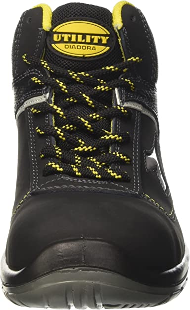 Diadora D-Blitz Hi S3 Zapatos de Trabajo Unisex Adulto