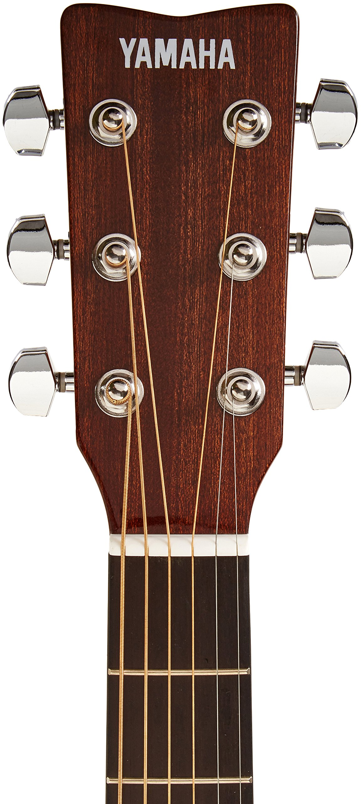 Yamaha FD01S Solid Top Acoustic Guitar (Amazon-Exclusive) by YAMAHA (Image #4)