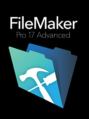 FileMaker Pro 17 Advanced Download Education Mac/Win [Online Code]