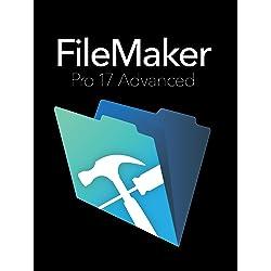 FileMaker Pro 17 Advanced Download Education Mac/Win [Online Code]