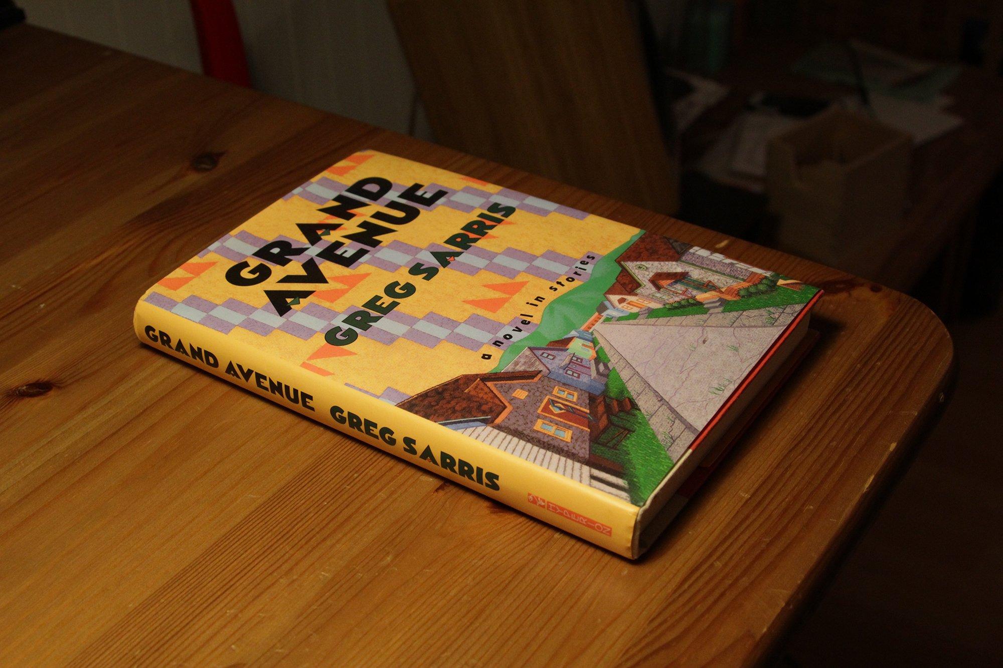 grand avenue greg sarris chapter summary