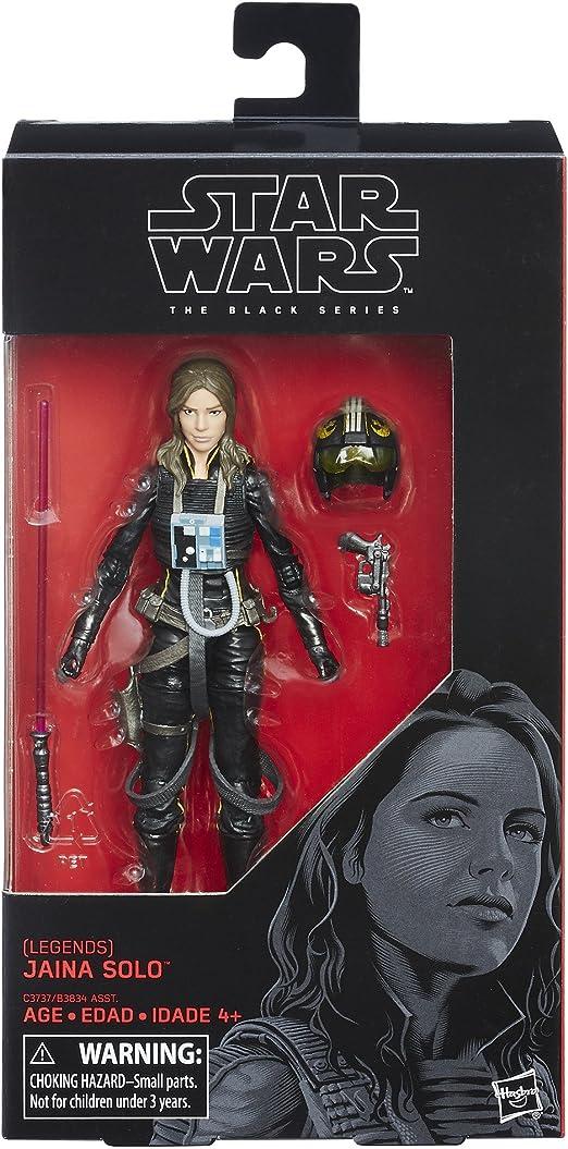 Custom Star Wars Black Series 6in Jacen Solo figure jedi sith han jaina EU
