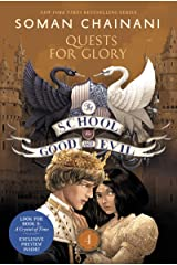 The School for Good and Evil #4: Quests for Glory Kindle Edition