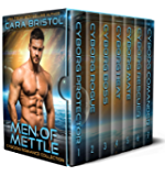 Men of Mettle Cyborg Romance Collection