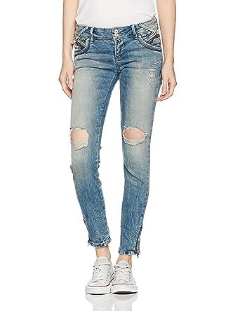 LTB Jeans Damen Slim Rosella  Amazon.de  Bekleidung c1378f64d0