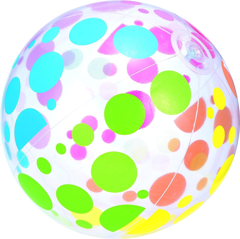 "20/"" Pool Beach Ball Beachball Fun Sport Play Designer Pattern Bestway 51cm"