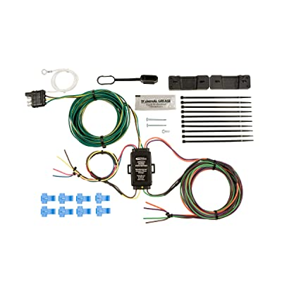 Hopkins 55999 Universal Towed Vehicle Wiring Kit: Automotive