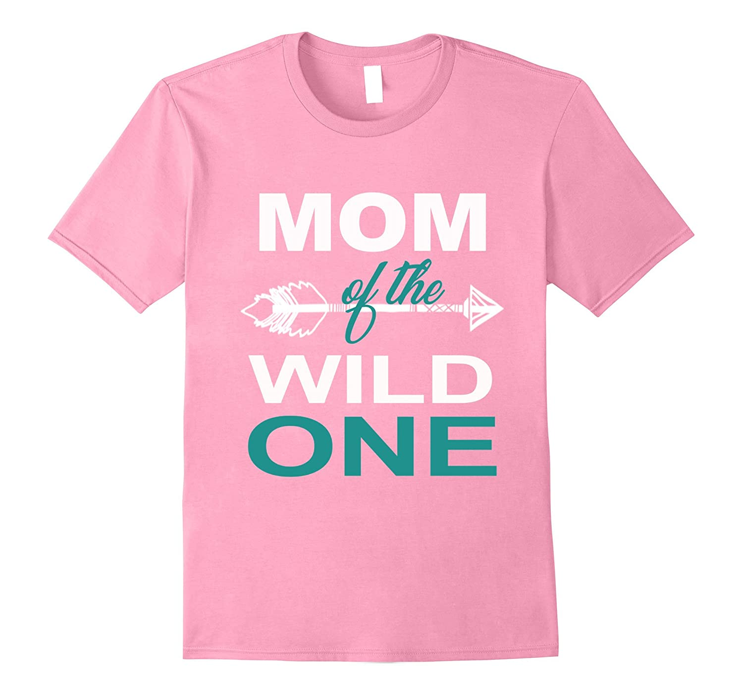 7b84f5e4 Womens Mom Of The Wild One Mother Couples T-Shirt-PL – Polozatee
