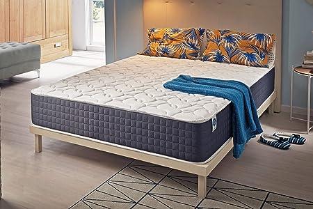 MODELO EXCLUSIVO: Con una altura excepcional de 30 cm, este colchón Naturalex de alta gama es el res