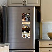 K Dekorasyon Sanat KMG3-1016 Tablo, Çok Renkli