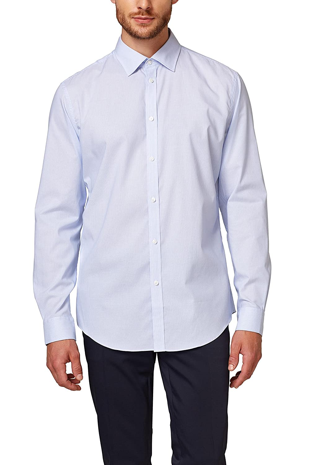 TALLA 43. ESPRIT Collection Camisa para Hombre