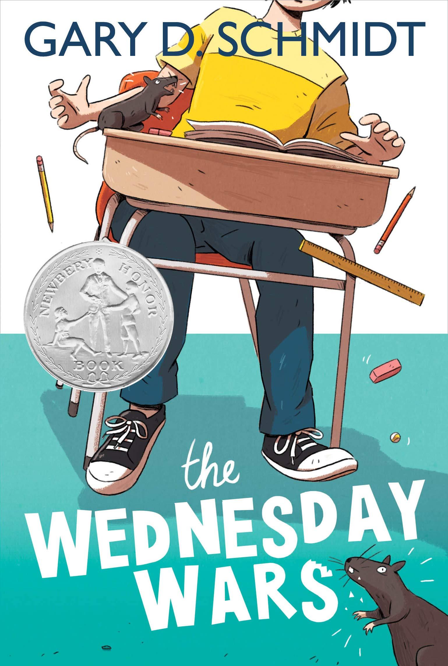 The Wednesday Wars: Schmidt, Gary D.: 9780547237602: Amazon.com: Books
