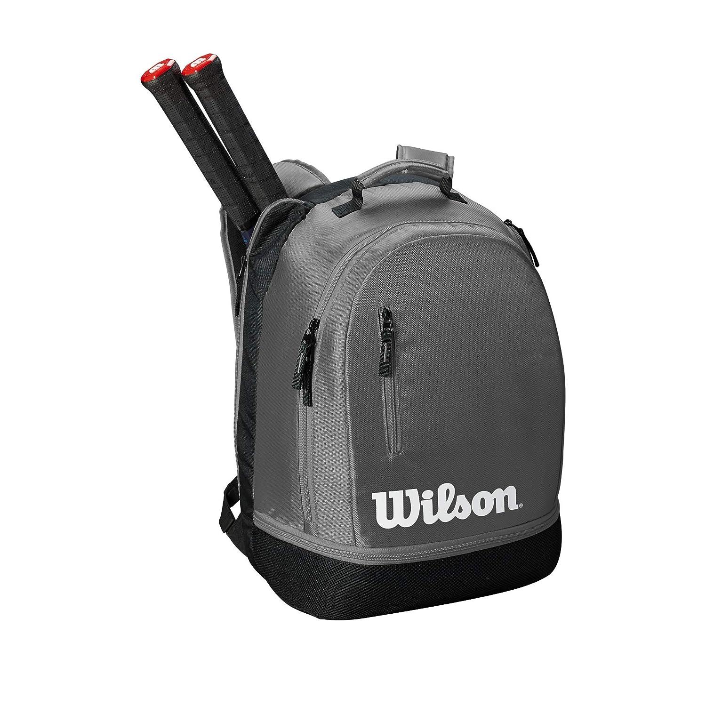 Wilson Mochila Team Backpack Gris Negro: Amazon.es: Deportes y aire libre