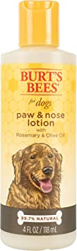Burt's Bees for Pets for Dogs All-Natural Paw & Nose Lotion