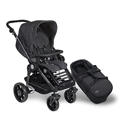 Elite 2016 7R - Carrito con bolsa integrada, color grafito Gunmetal Talla
