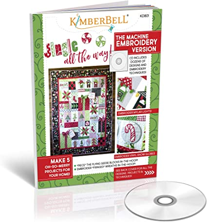 Volume 1 Born to be Wild Embroidery CD Kimberbell Little Ones KD513