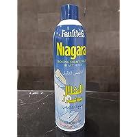 Niagara Ironing Spray Starch, Heavy Starch (Arabic), 20 ounces (585 ml)