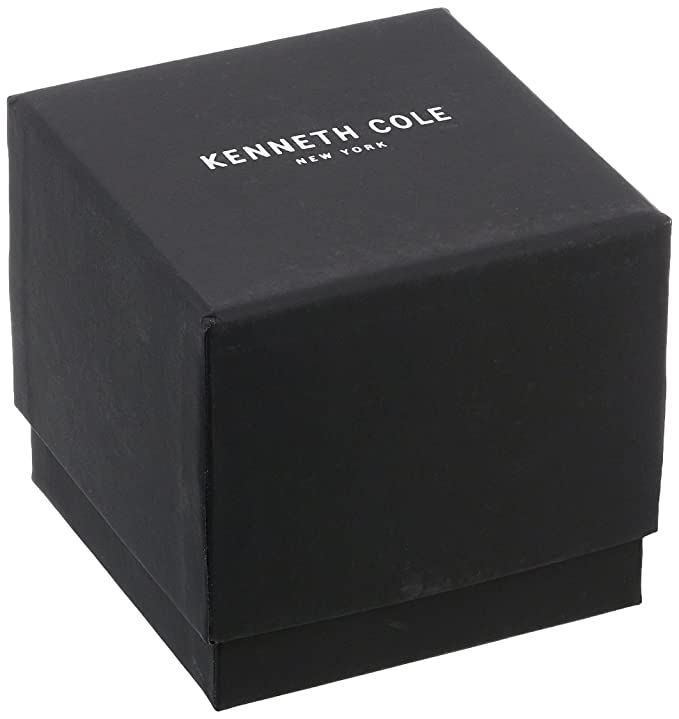 Amazon.com: Kenneth Cole New York Reloj de cuarzo acero ...