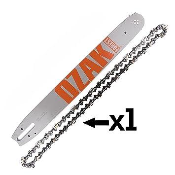 Oregon Sägekette  für Motorsäge STIHL MS460 Schwert 45 cm 3//8 1,6