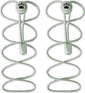 Canwn [2 Pares] Cordones Elásticos para Zapatos, Atar y Sin Nudo ...
