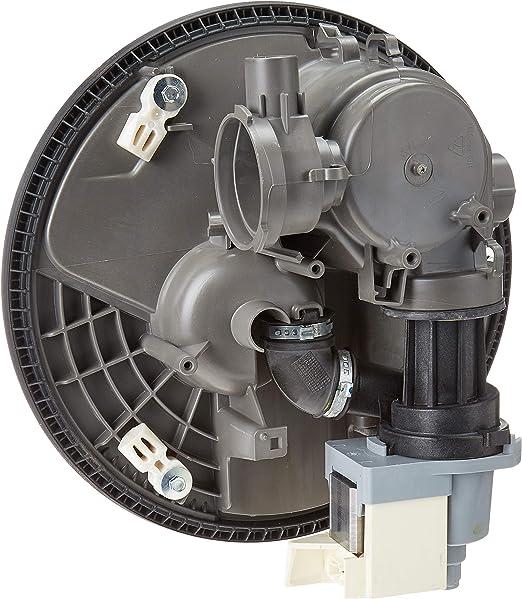 Whirlpool W10837026 - Bomba de lavavajillas y montaje de motor ...
