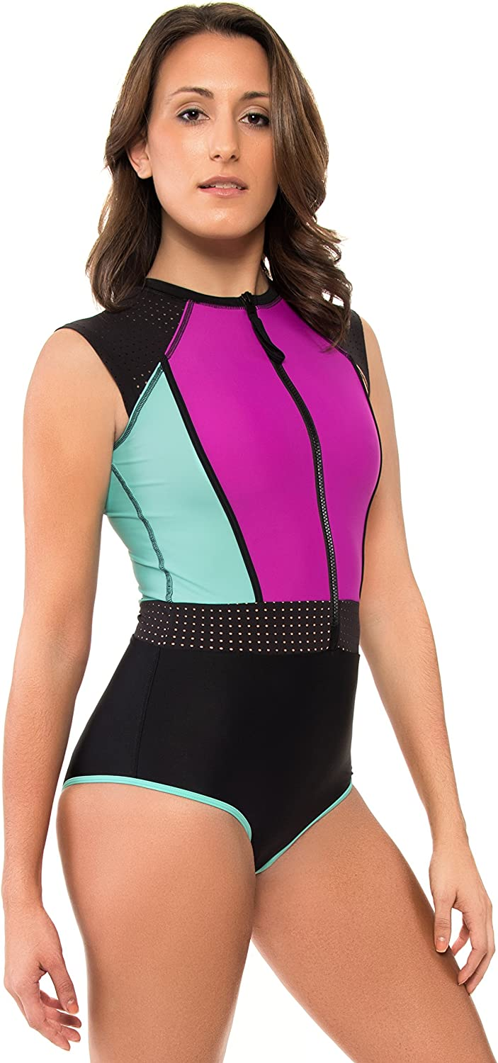 Body Glove Womens Bounce Stand Up Surf Suit Swimsuit