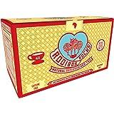 ROOIBOS TEA BAGS, Caffeine Free - 40 USDA Organic, South African Red Bush 100% Natural Unbleached Tagless Tea Bags, Calorie-Free, Gluten Free, Non-GMO, Antioxidant Rich 3.53oz Pure Health Herbal Drink