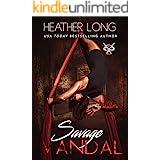 Savage Vandal (82 Street Vandals Book 1)
