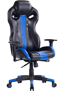 KILLABEE Racing Style Gaming Chair   Ergonomic E Sports Chair High Back  Executive Computer Desk