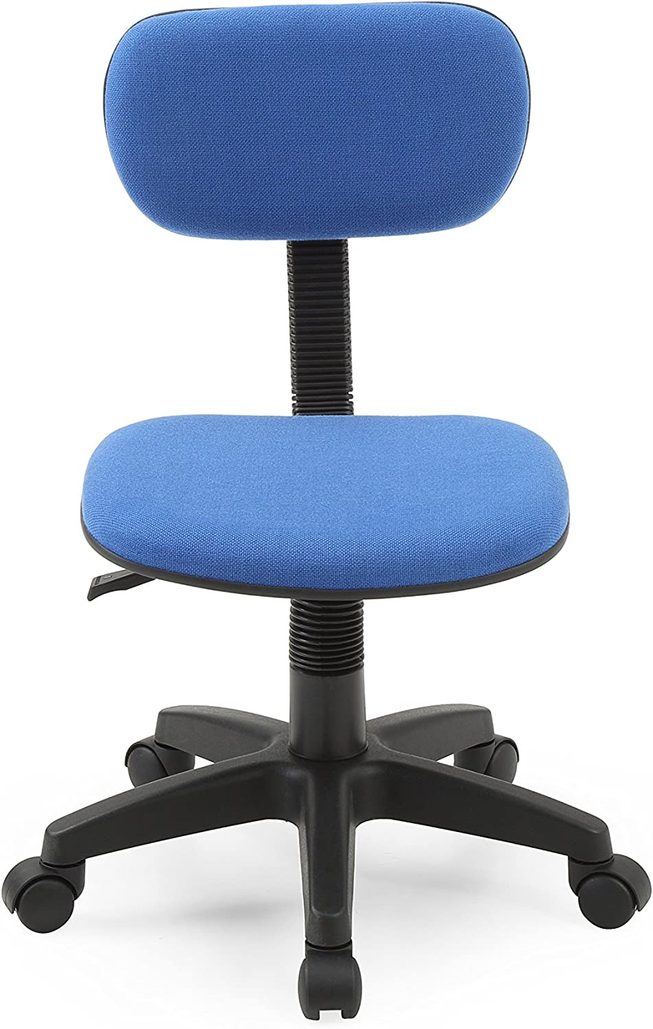Hodedah Armless Low-Back Chair – A cheap chair that can be used for sewing