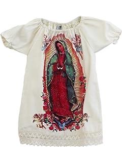 Amazon.com: Traje de Juan Diego Guadalupana Hand Embroidered ...